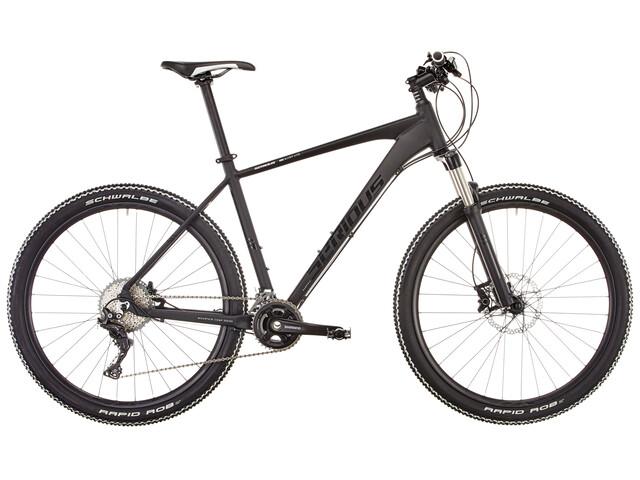 Serious Six Trail MTB Hardtail czarny
